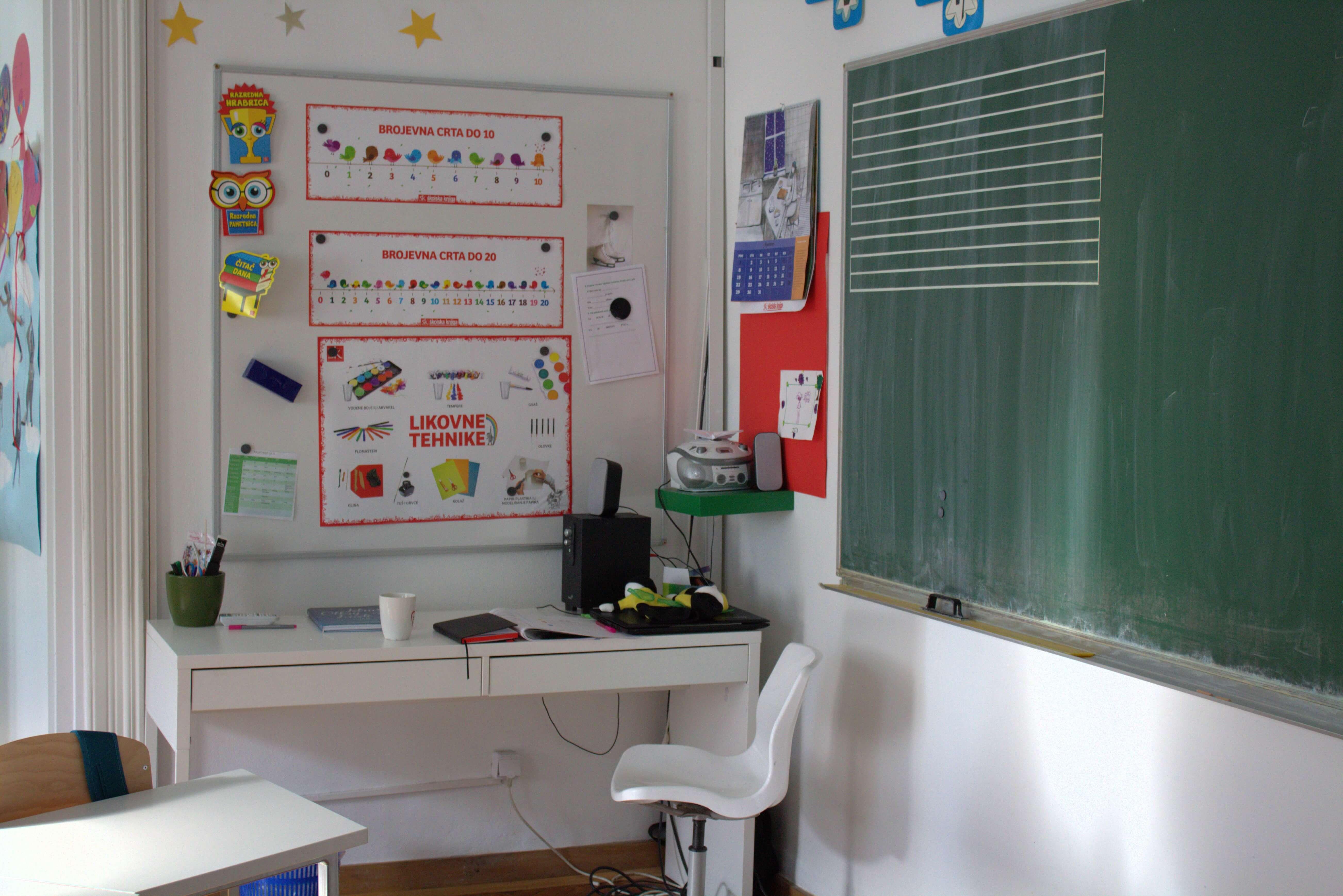Potpuno drugačija online nastava: Sve sate imamo uživo, učenici se moraju javljati za riječ, a sustav nam nikad nije zaštekao