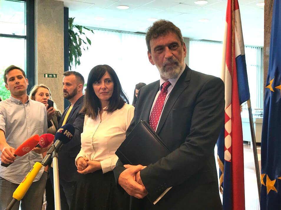 Premijerov savjetnik Fuchs komentirao zahtjev štrajkaša i dao 'packu' ministrici Divjak