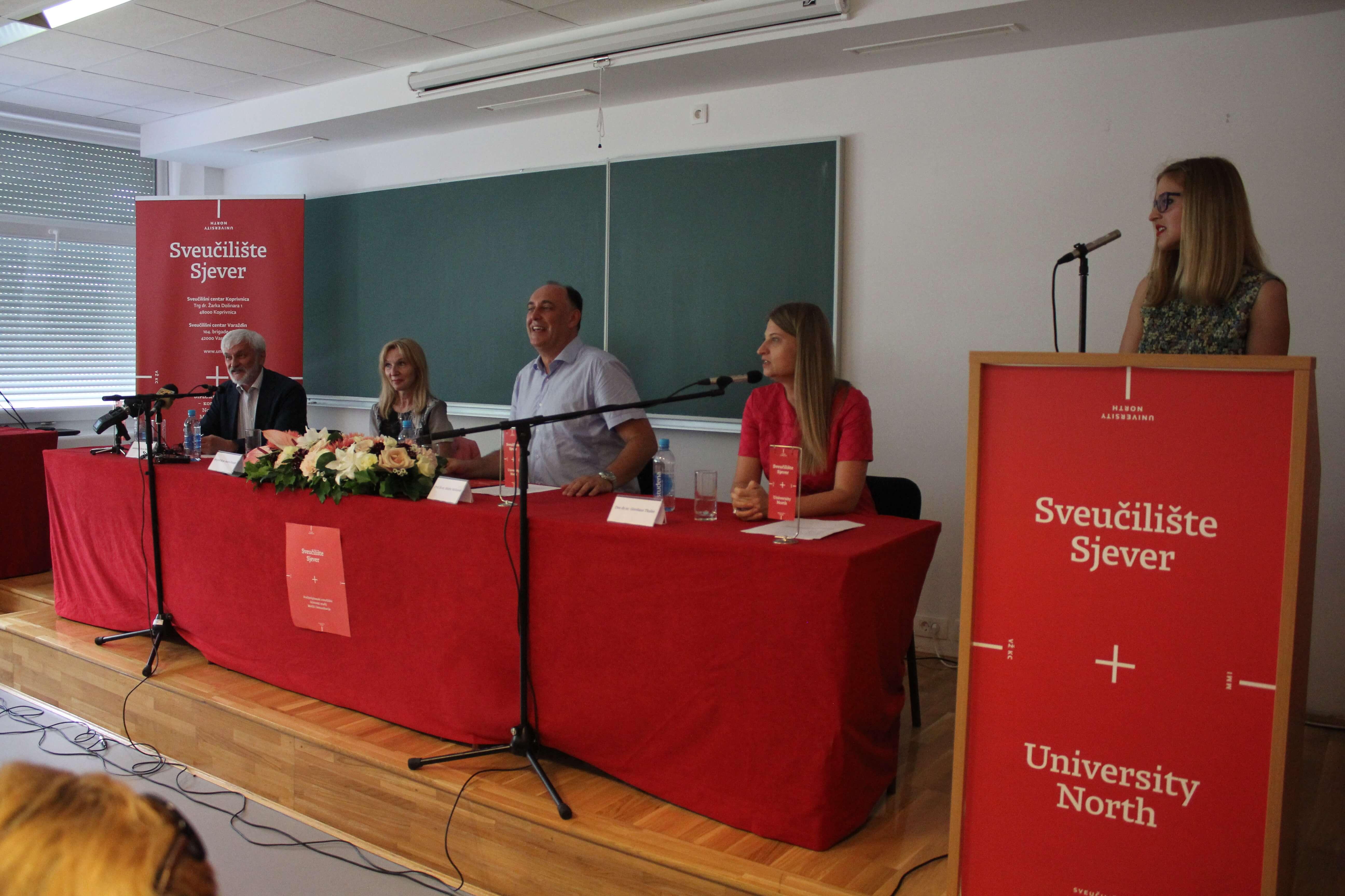 Doktorski studij Mediji i komunikacija od jeseni je dostupan studentima na Sveučilištu Sjever
