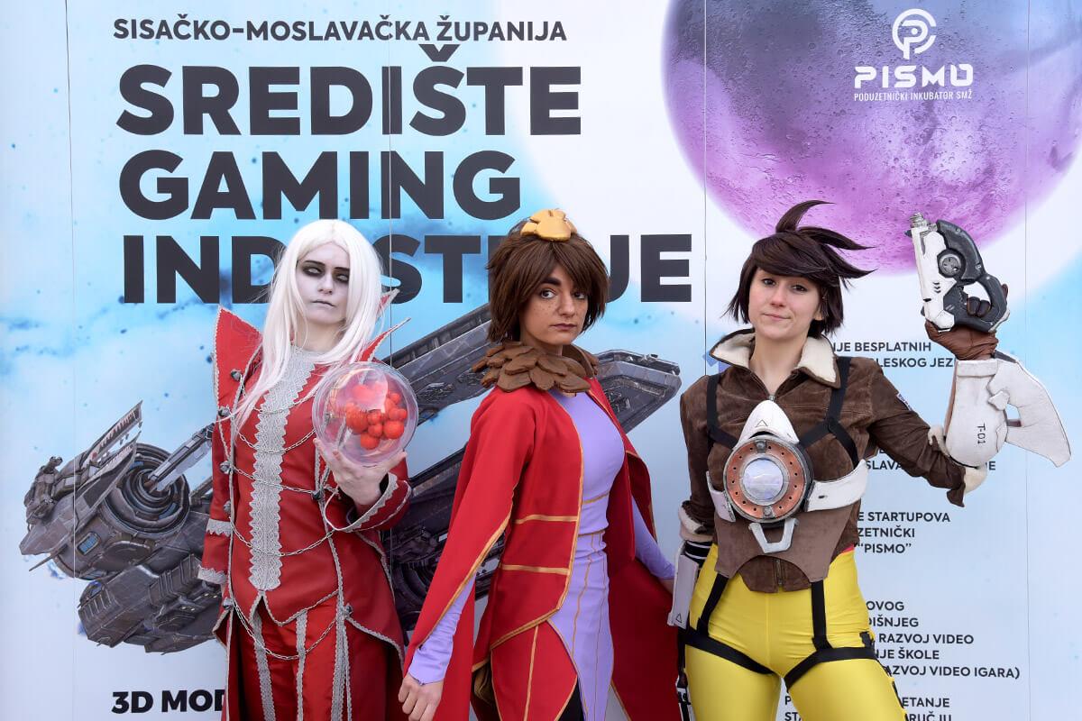 Niču nove start-up tvrtke u Novskoj: Inkubator PISMO postalo središte gaming industrije u Hrvatskoj