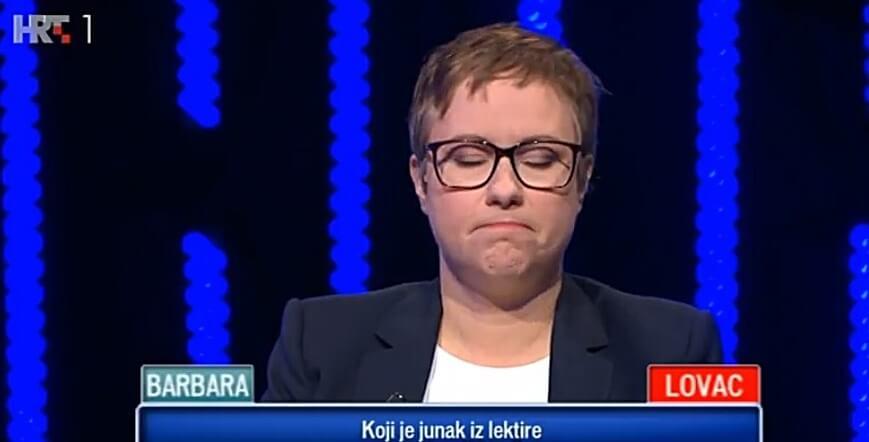Morana ne bi prošla maturu iz Hrvatskog jezika: Pogledajte na kojem je pitanju kiksala