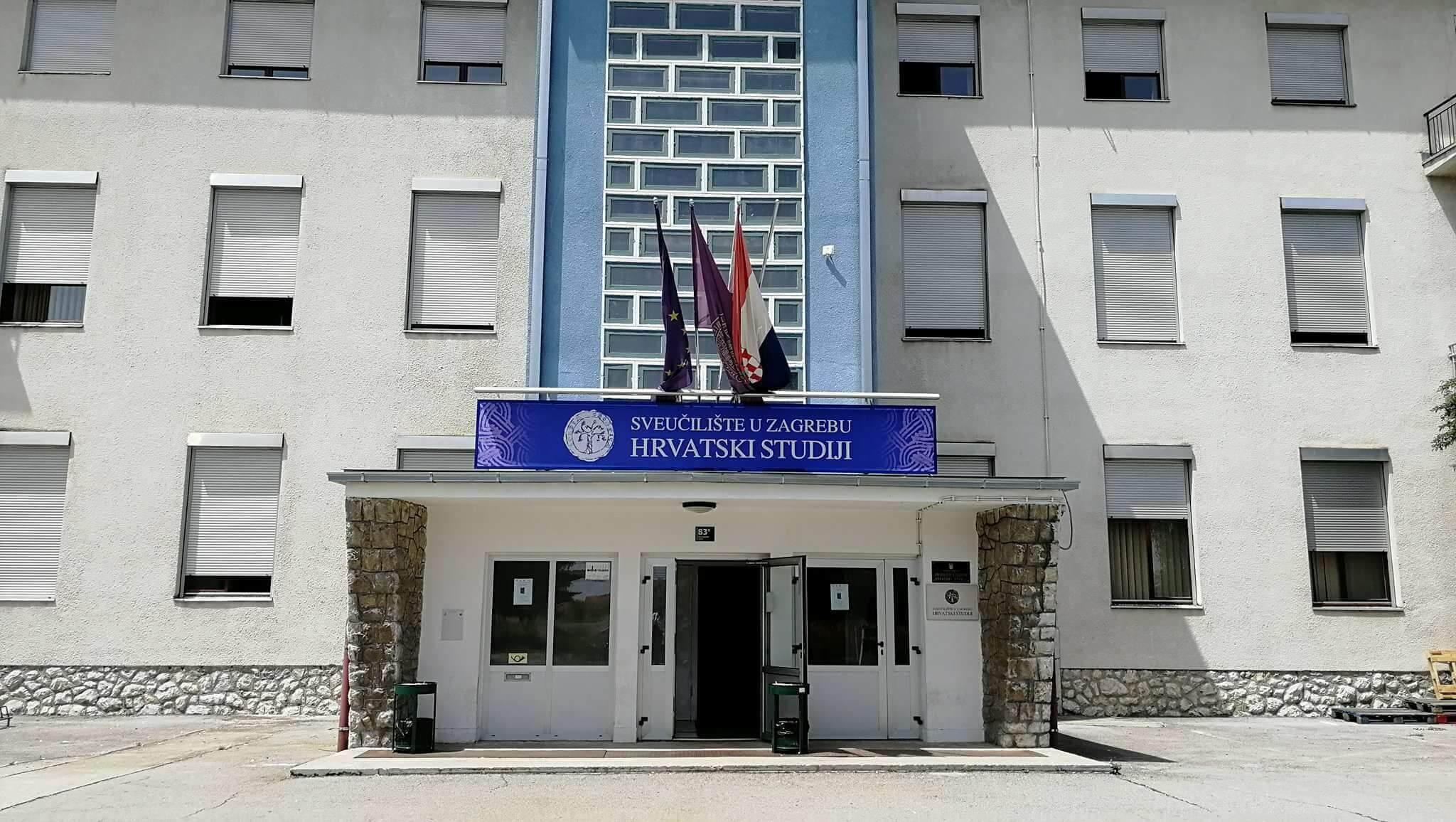 I Hrvatski studentski zbor oglasio se oko osnivanja Fakulteta hrvatskih studija
