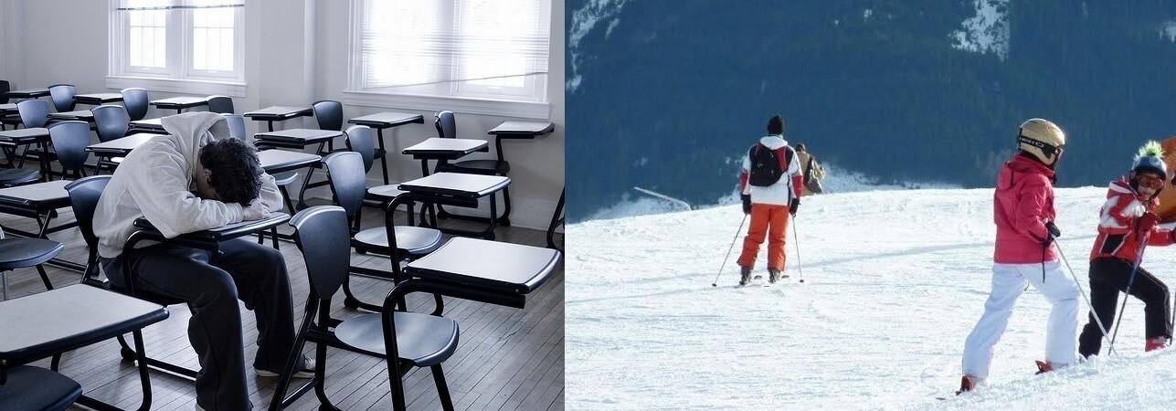 Ministrica tvrdi da neće puno učenika na skijanje: Provjerili smo tko može opravdati taj izostanak