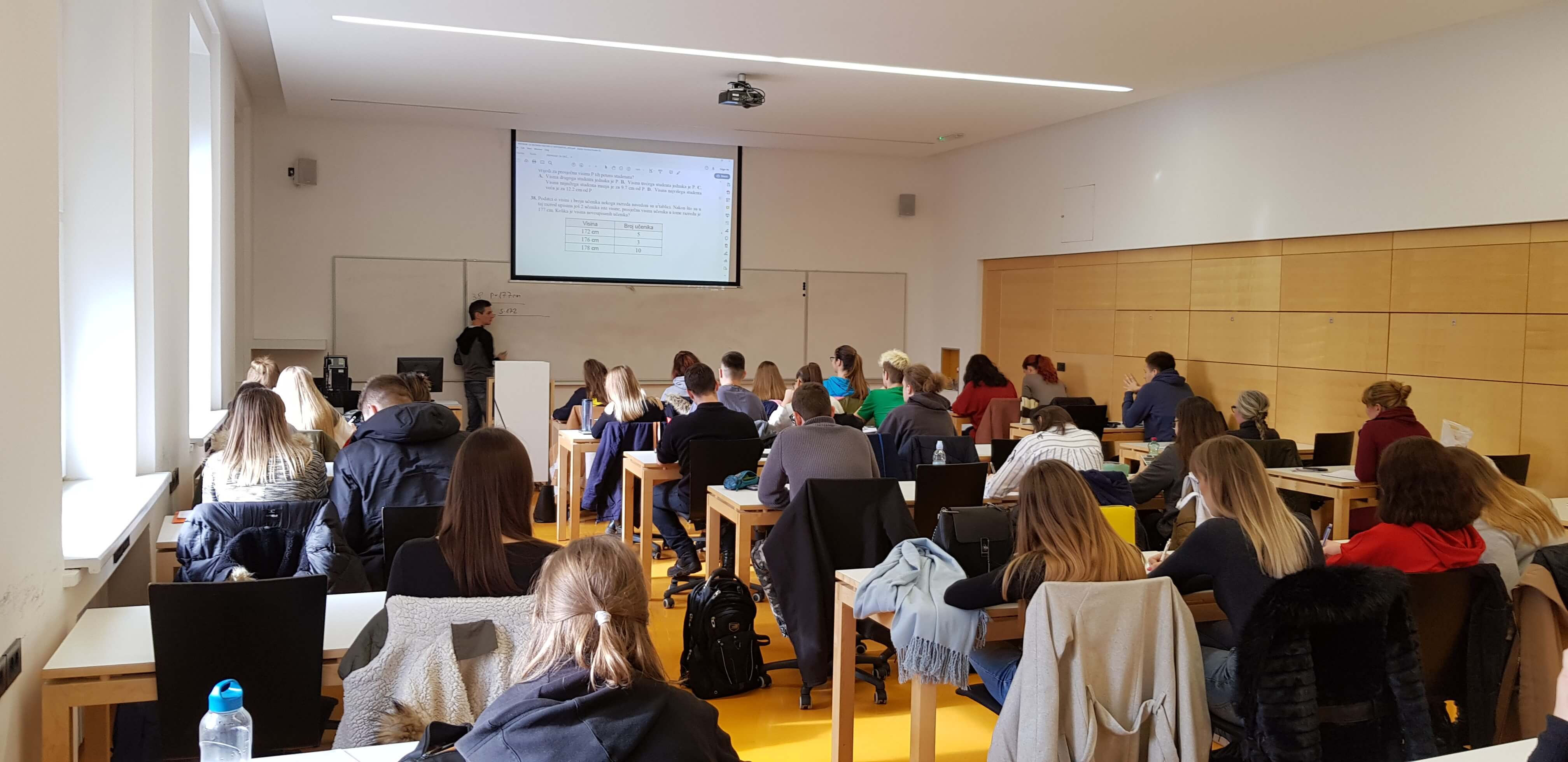 Pripreme za državnu maturu na Šumarskom fakultetu u Zagrebu
