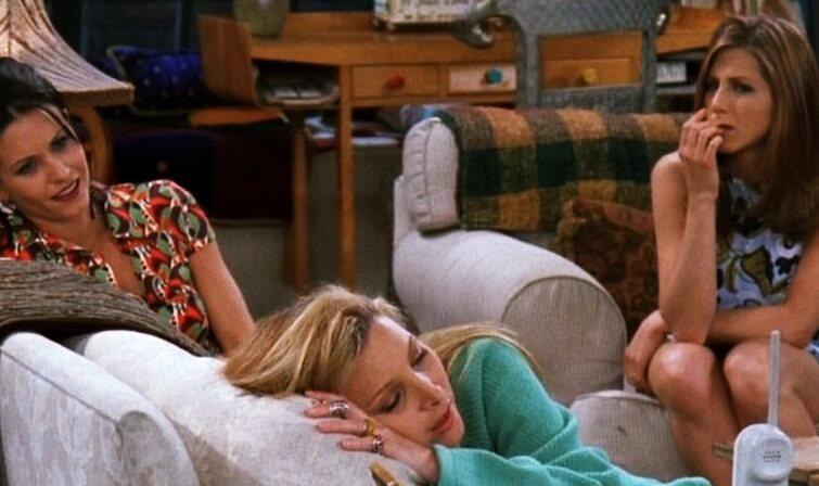 Fanovi primijetili grešku u zapletu epizode Prijatelja: 'To je dokaz Phoebeine ludosti'