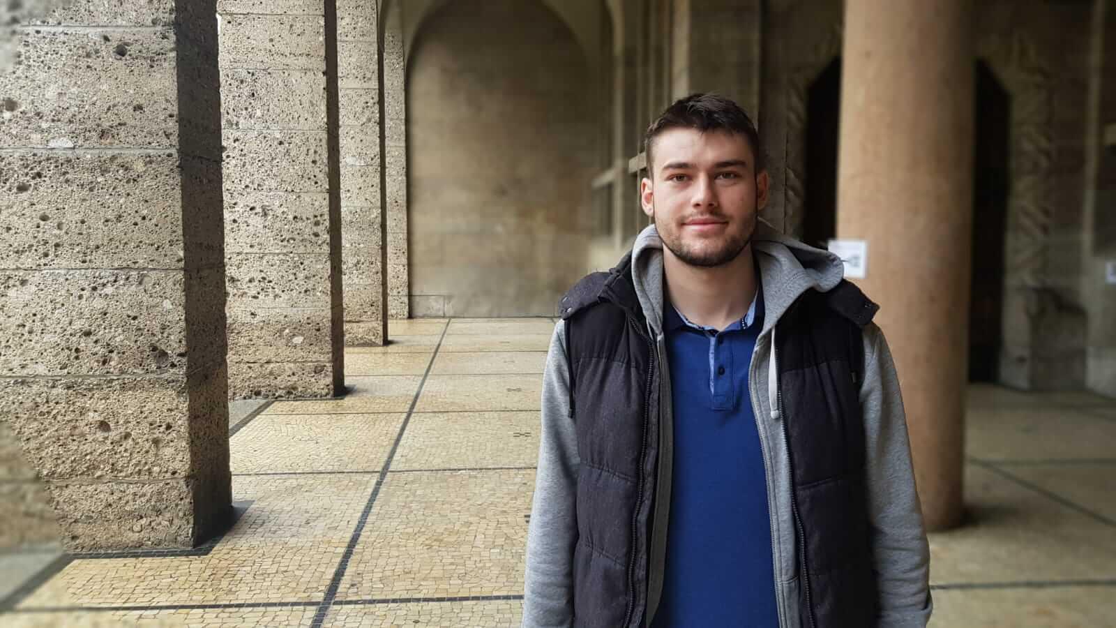 [Sveučilišna lista Studenti za studente] Josip Periša: Duplo veći broj studentskih udruga podupire našu listu