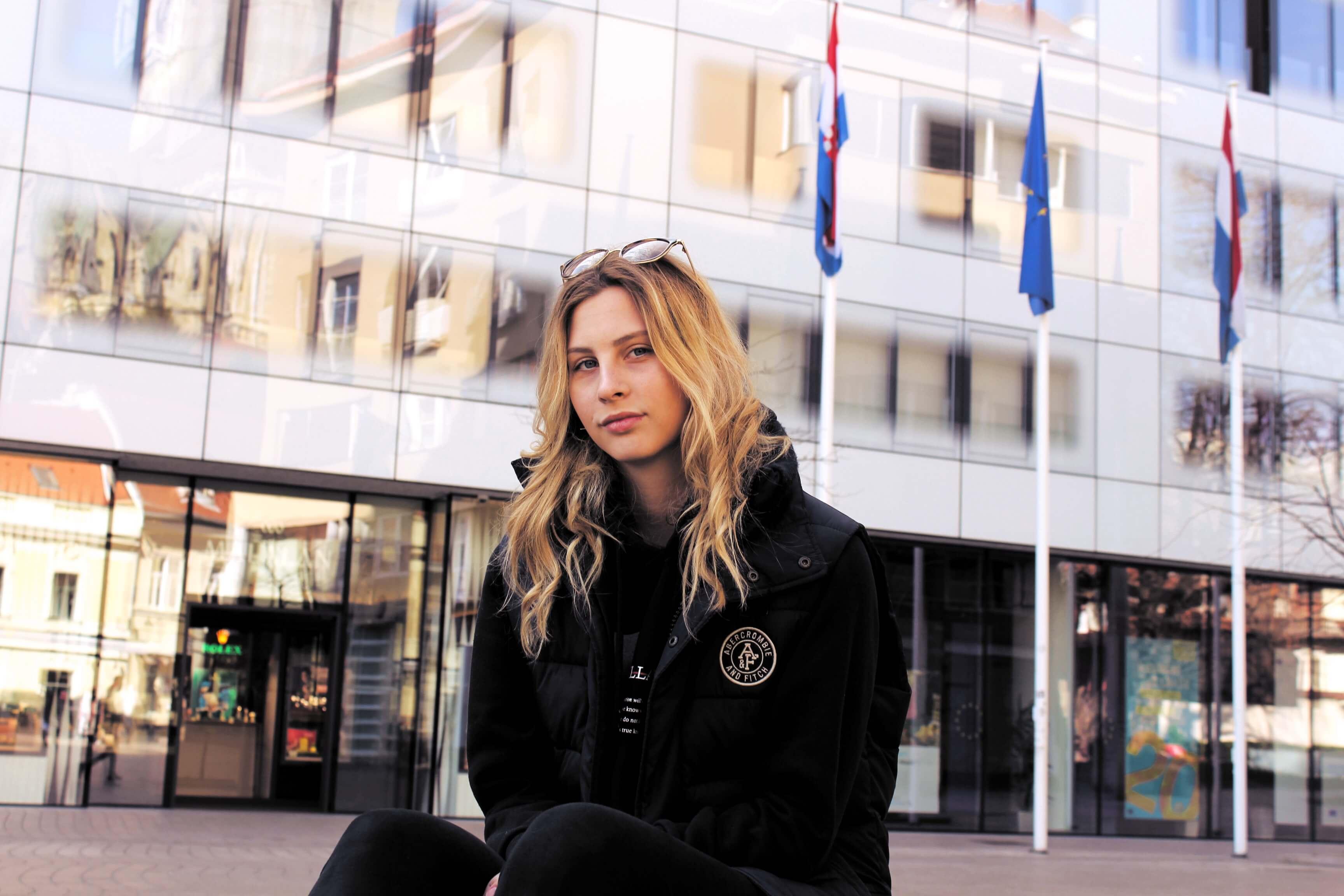 'Ja sam Laura, imam 17 godina i u petak organiziram prosvjed učenika za klimu u Zagrebu'