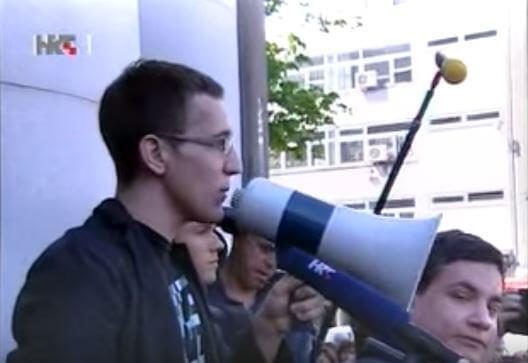 Sjećate li se Roka koji je 2008. prosvjedom odgodio državnu maturu? Ima poruku za učenike koji će dići glas zbog klime