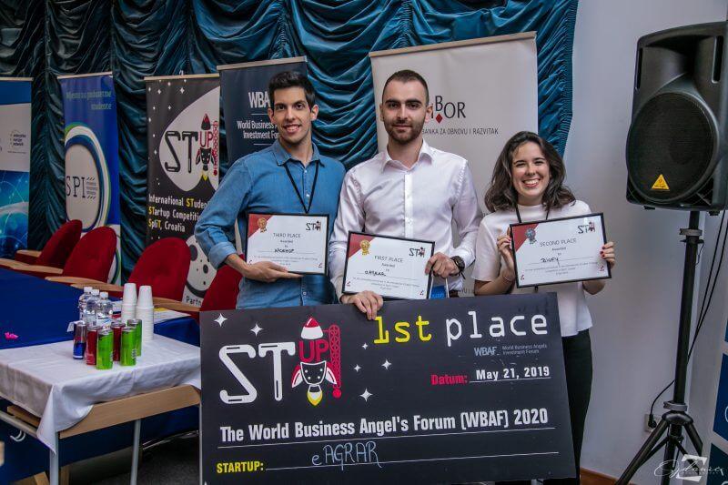 Na natjecanje na Ekonomiji stigli timovi iz Singapura i Nigerije: Pobjedu odnijeli domaći studenti