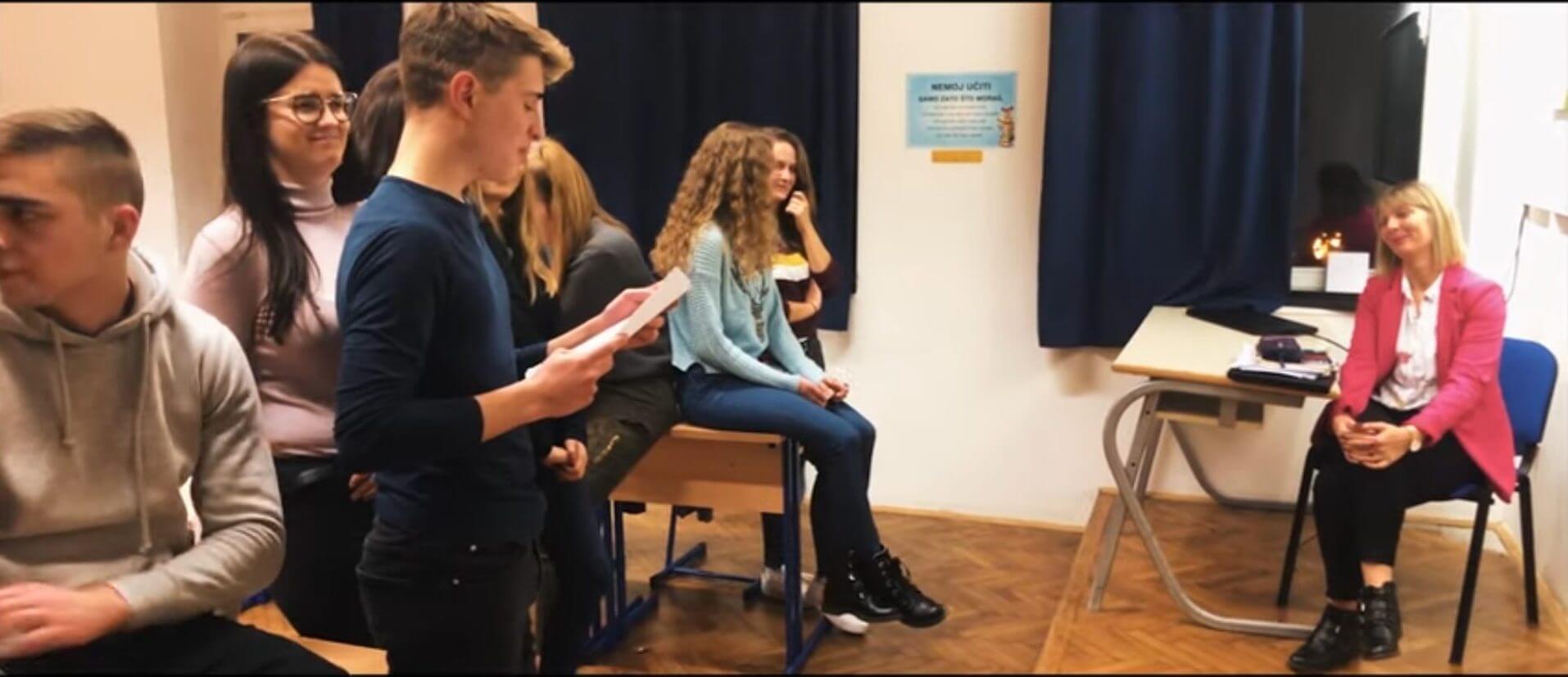Kratki film hvarskih maturanata kao lijepa uspomena na školske dane: Pronalazite li se u nekim scenama?