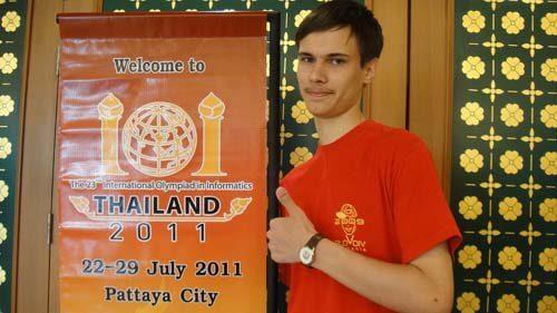 Upoznajte jednog od najboljih učenika Europe sa 6 olimpijskih zlata: Nisam genije, samo sam dobar u tome