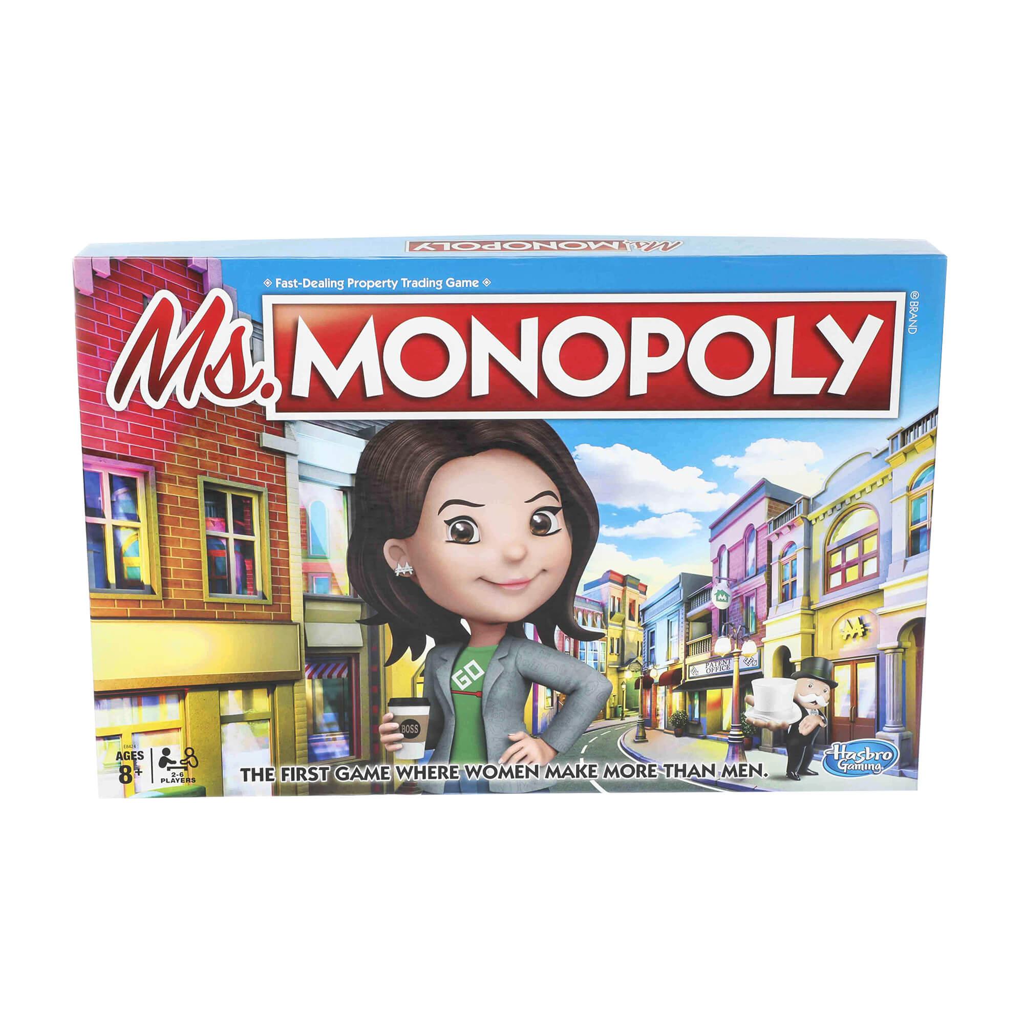 Novo ruho popularne igre Monopoly: Žene u ovoj verziji zarađuju više od muškaraca