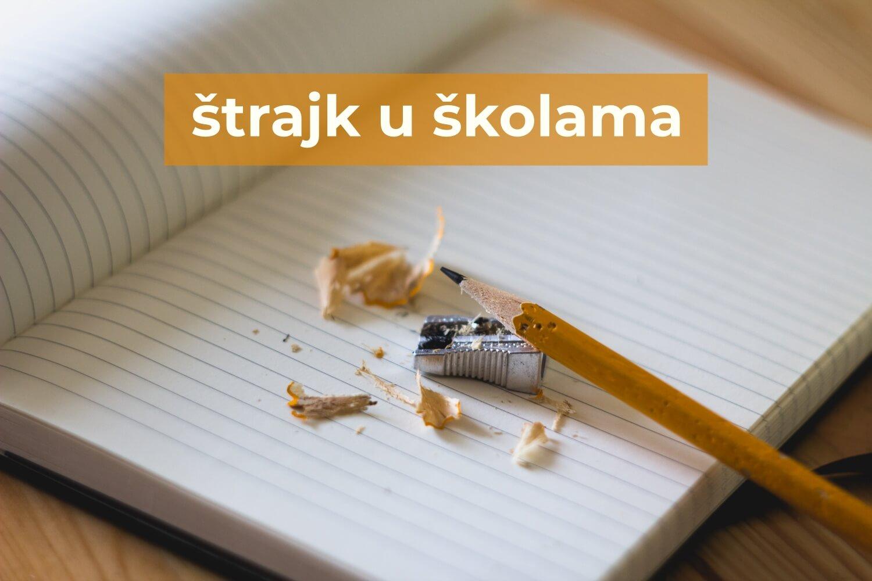 [UŽIVO] 34. je dan štrajka, Aladrović: 'Nismo očekivali ovako negativne reakcije na ponudu Vlade'