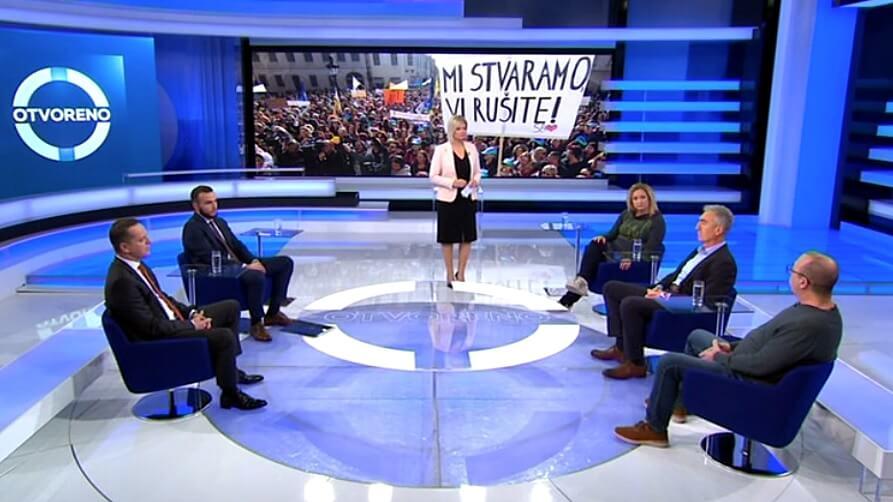 Sindikati ne popuštaju, kraj štrajka ipak se ne nazire: 'Mislim da je ovo kritična granica'