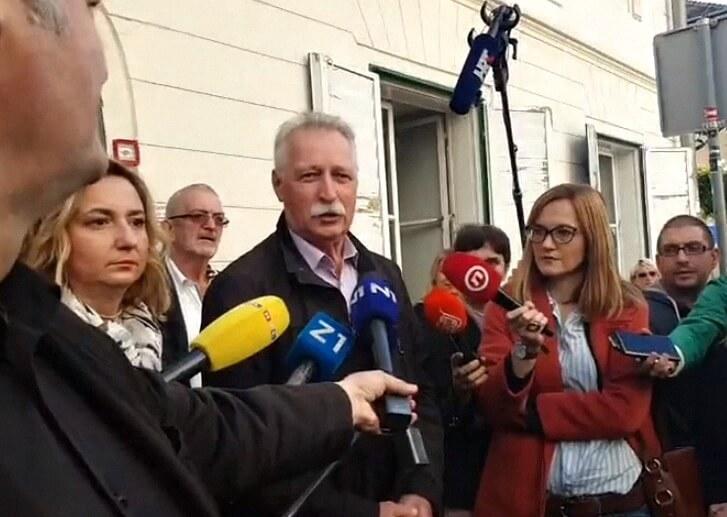 Mihalinec poslao poruku svim štrajkašima i objasnio što će se dalje događati: 'Ova bitka trajat će dugo'