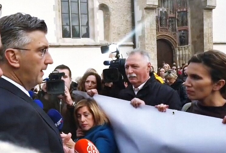 Pismo učenika Plenkoviću: Dobro je dok se transparenti dižu 'samo' za obrazovanje. Čekaj da se drugi ohrabre
