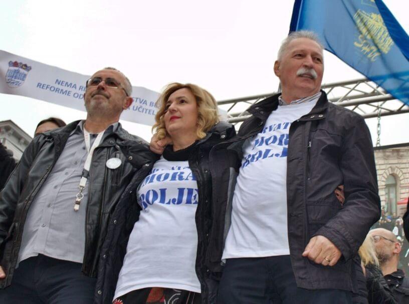 Stipić otkrio detalje sastanka sindikata i Vlade: 'Nikakav pisani tekst sporazuma nismo dobili'