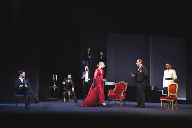 Glembajevi oživjeli u kazalištu nakon 90 godina