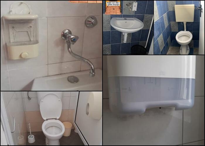 Poražavajući podaci: Preko tri tisuće osoba odgovorilo na pitanje ima li u školama sapuna i WC papira