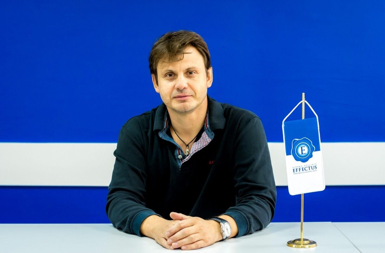 "Profesor Šestanović s Effectusa: ""Da bi ideja bila uspješna, potrebno je preuzimati rizike te konstantno ustrajati"""