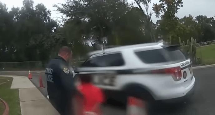 Policajac dobio otkaz zbog uhićenja djevojčice (6) koja je napala nastavnike
