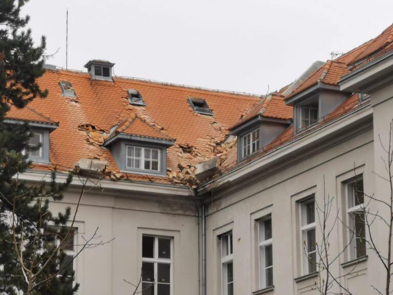 Medicinski fakultet prikuplja donacije zbog oštećenja u potresu