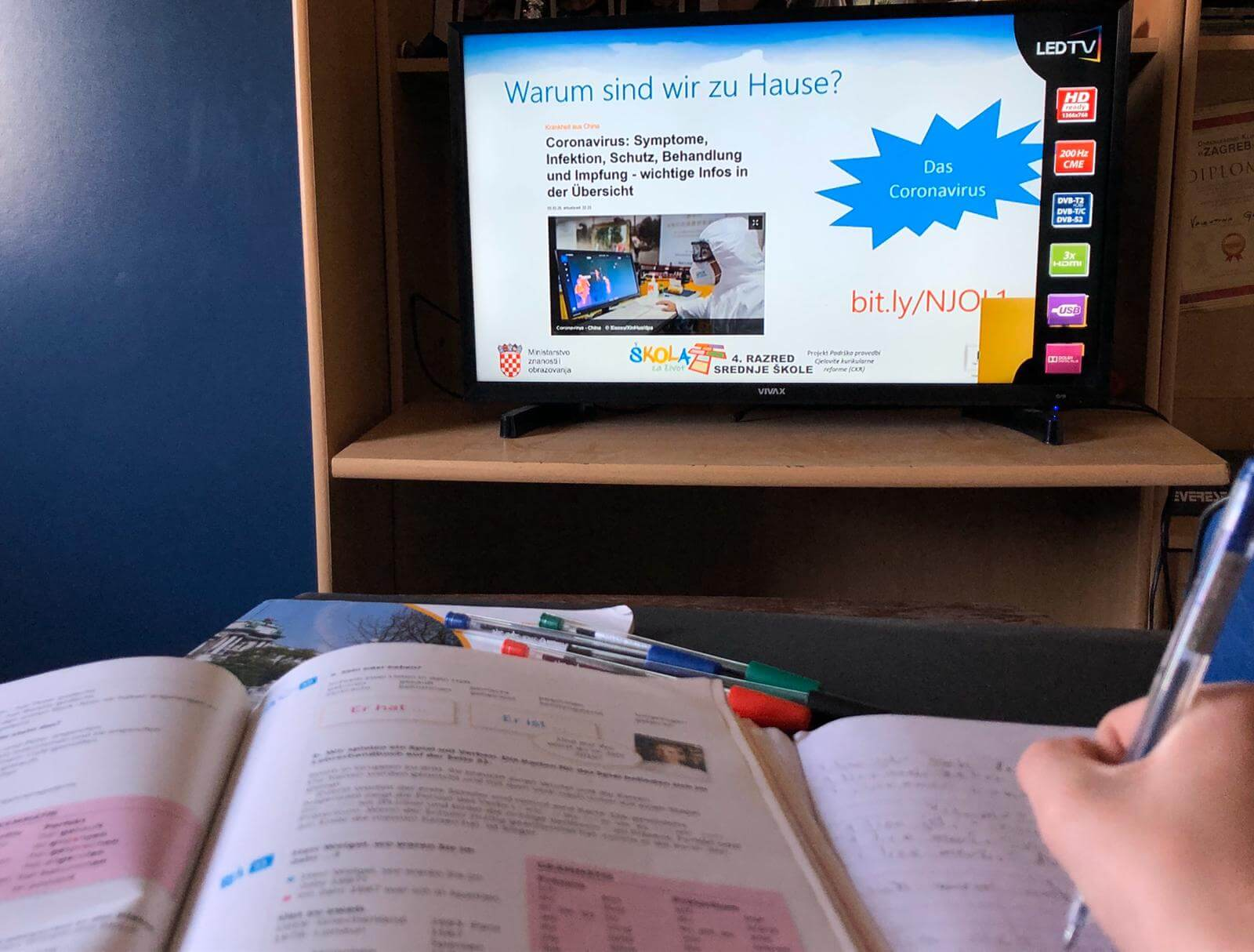 Učenici ocijenili online nastavu: Istraživanje pokazalo koliko su zadovoljni