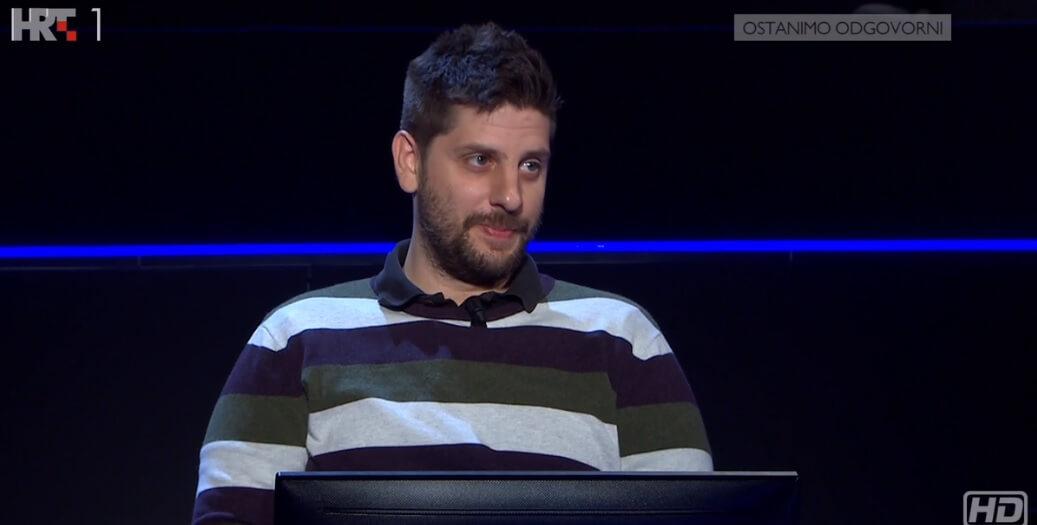 [Zadatak dana] Natjecatelj 'Milijunaša' na jednom pitanju iskoristio dva jokera: Znate li vi odgovor?