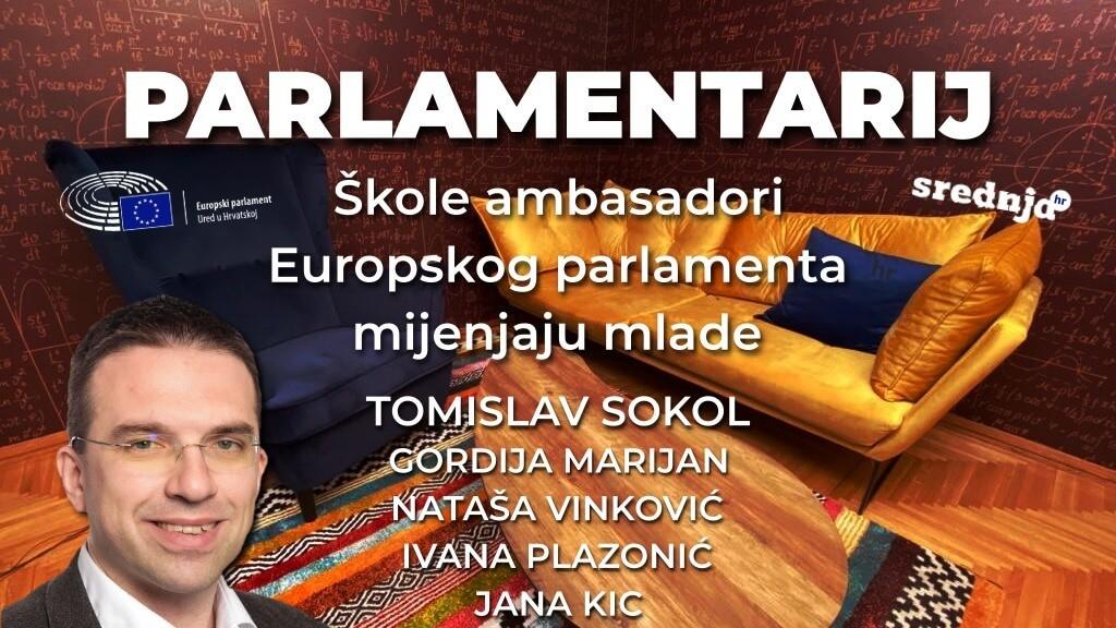 [Parlamentarij] Škole ambasadori Europskog parlamenta mijenjaju mlade