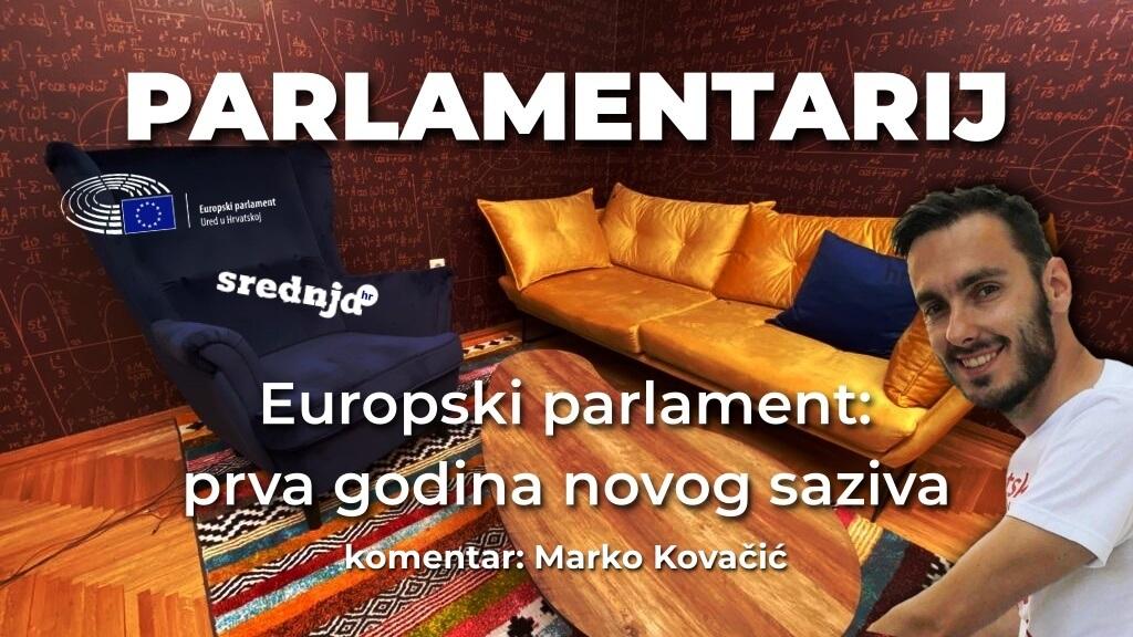 [Parlamentarij] Europski parlament: prva godina novog saziva – što su napravili za mlade?