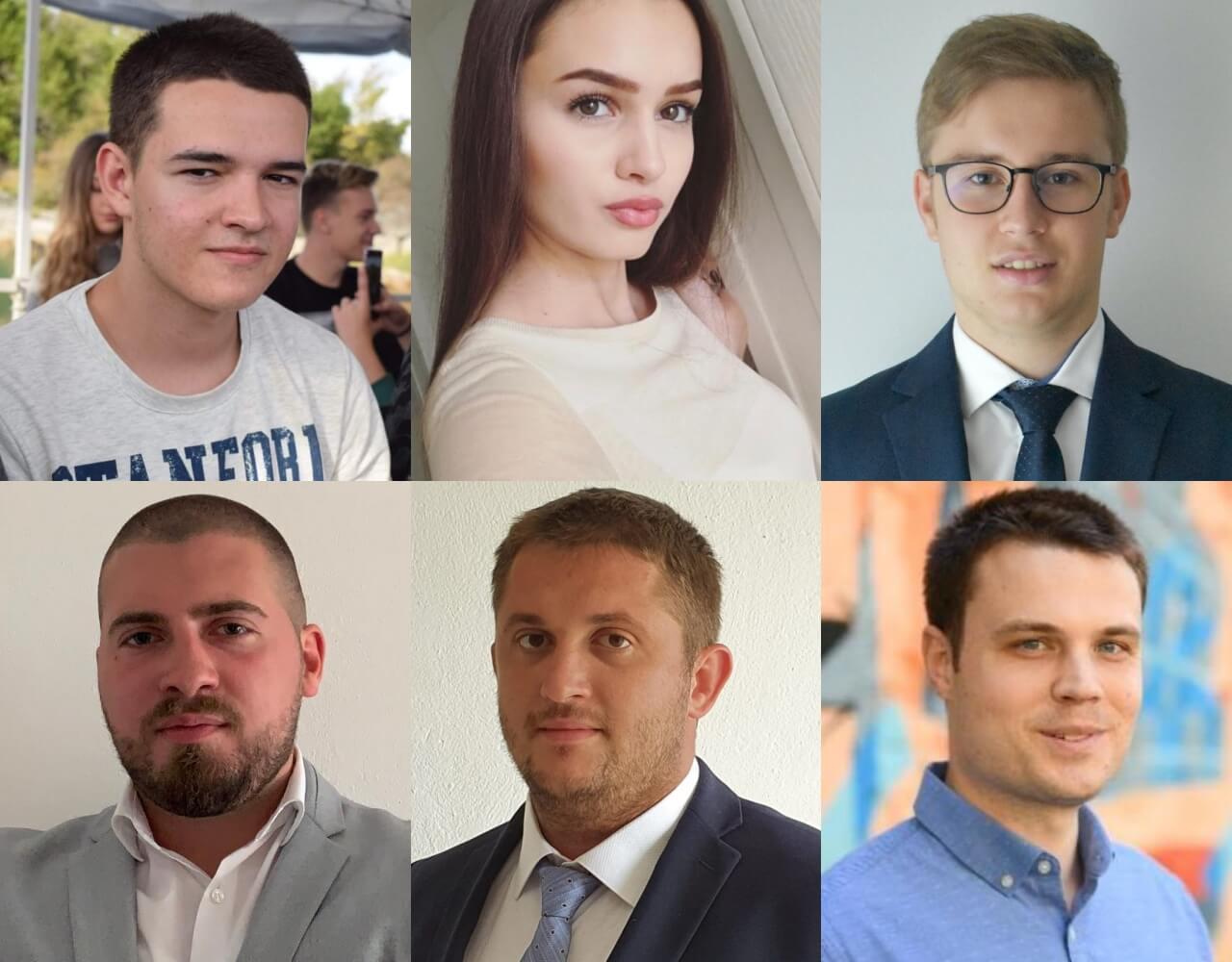 Neki još nisu ni maturirali: Ovo je 6 najmlađih kandidata najpopularnijih opcija na izborima