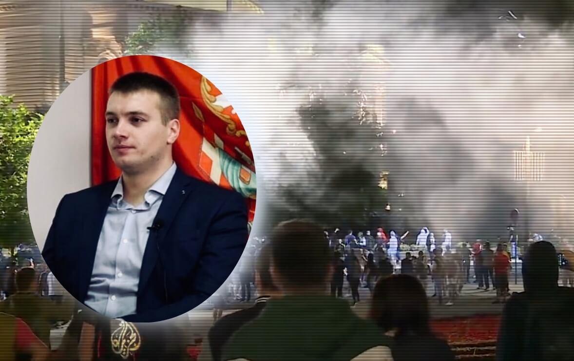 Srpski obavještajci priveli studenta nakon što je najavio priključenje prosvjedu