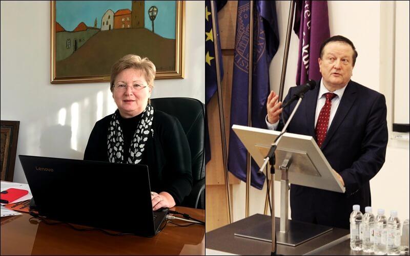 Drama na Filozofskom: Rektor Boras suspendirao dekanicu, svog prorektora postavio na čelo fakulteta