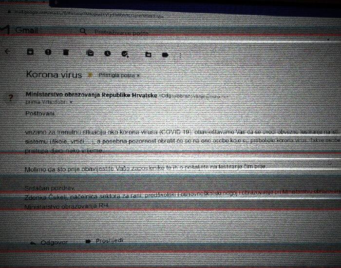 Oprez! Iz Ministarstva znanosti i obrazovanja upozoravaju na širenje lažnih vijesti