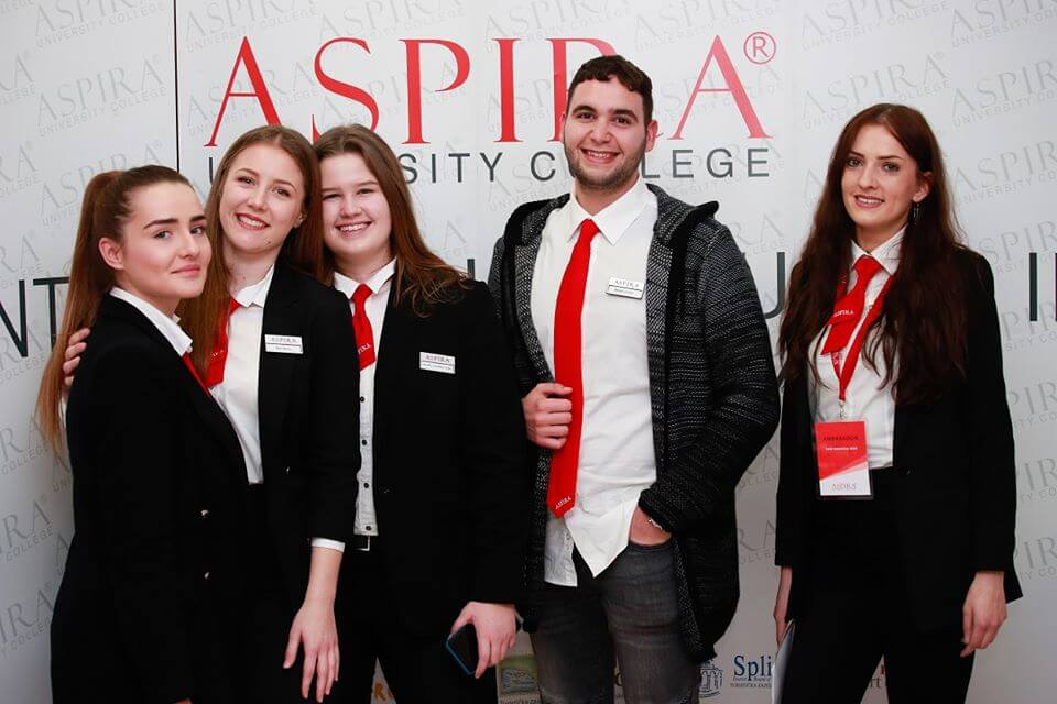 Visoka škola Aspira
