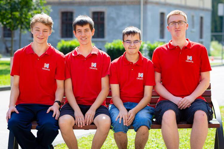 Ni korona ih nije omela: Učenici iz Hrvatske osvojili četiri medalje na prestižnoj olimpijadi