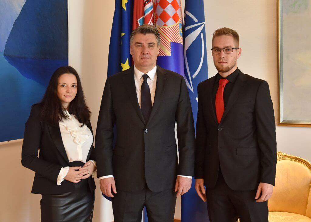 Nakon ispada, studenti stručnih studija uputili dopis Milanoviću: 'Predsjednik se treba javno ispričati'