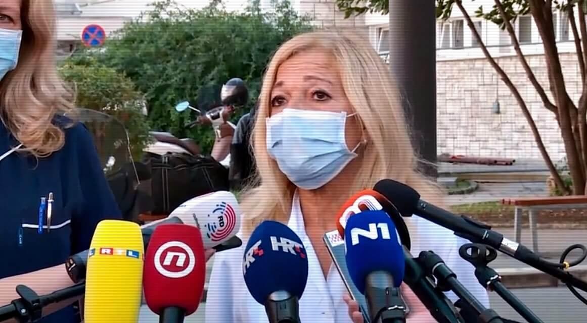 Zbog smrti srednjoškolke liječnici održali konferenciju za medije i otkrili pojedinosti slučaja