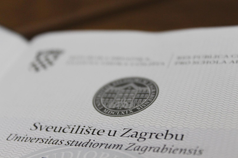 Poznati prosjeci po fakultetima u Zagrebu i Splitu: Do dobre ocjene najteže na diplomskom KBF-a