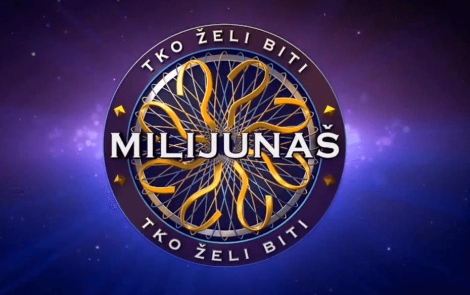 [Zadatak dana] U 'Milijunašu' otvoreno pitanje za 250.000 kn: Natjecatelj je 'fulao', pokušajte vi odgovoriti
