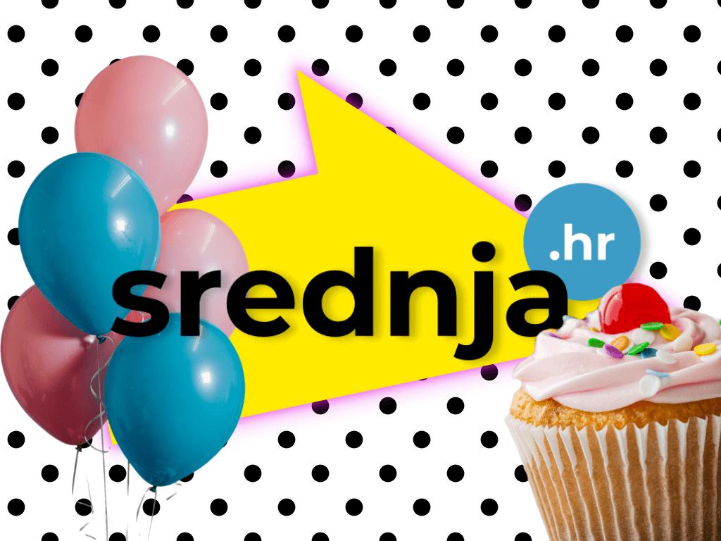 srednja.hr danas slavi svoj deveti rođendan!