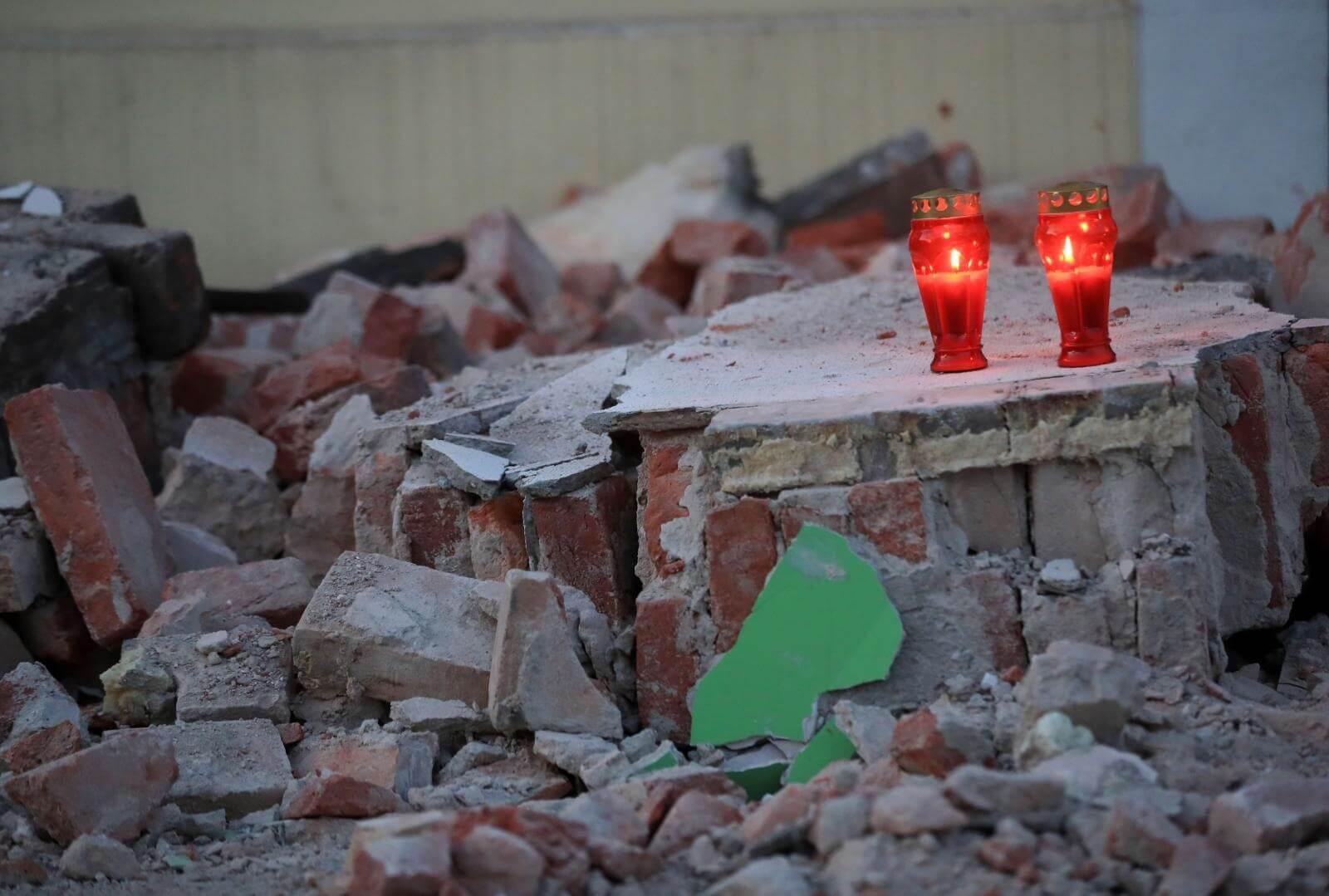 Posljednje zbogom učenici preminuloj u potresu: 'Bila je toliko velikodušna, imala je tako veliko srce'
