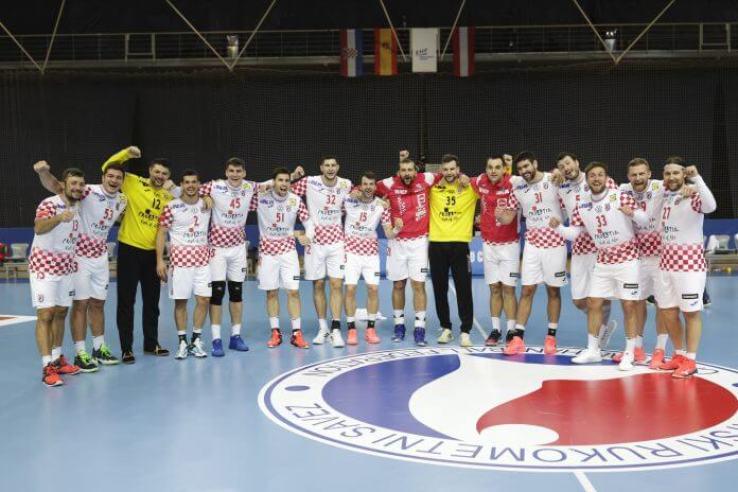 Hrvatska rukometna reprezentacija 2021.