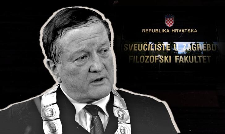 Ovo već postaje nestvarno: Rektor Boras ne želi podržati nijedno od dvoje kandidata za dekana Filozofskog