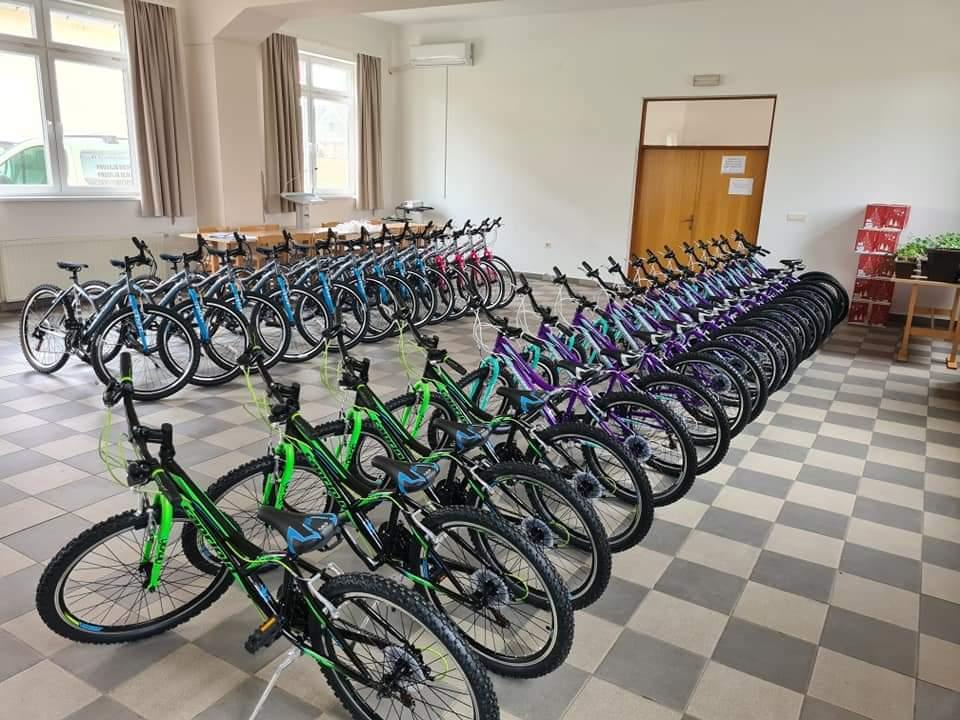 Općina učenicama poklanja bicikle: Ne smijemo dopustiti da budu pozatvarani u kućama