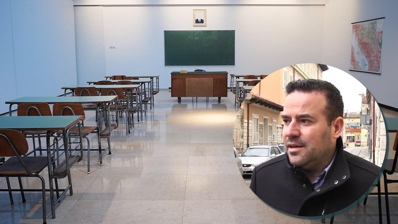 Ravnatelj se ispričao učenicima nakon Bandićeve sahrane: Žao mi je što svi ne možete u školu, na izlete, maturalnu…