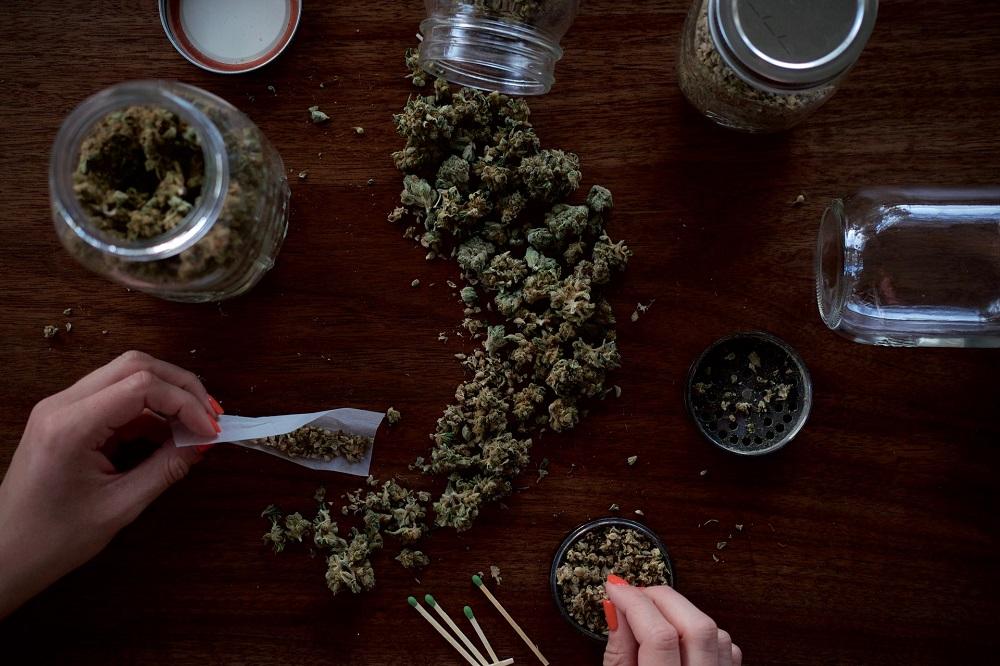 trava marihuana kanabis
