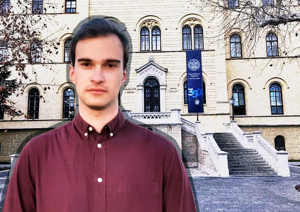 Novi pravobranitelj zagrebačkih studenata otkrio nam što će učiniti glede seksualnog uznemiravanja na faksevima