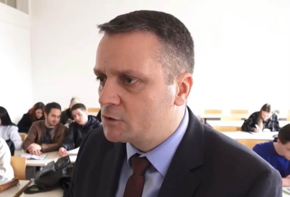 Hrvatski studiji biraju novog dekana: Jedini kandidat je bivši svećenik Ivo Džinić