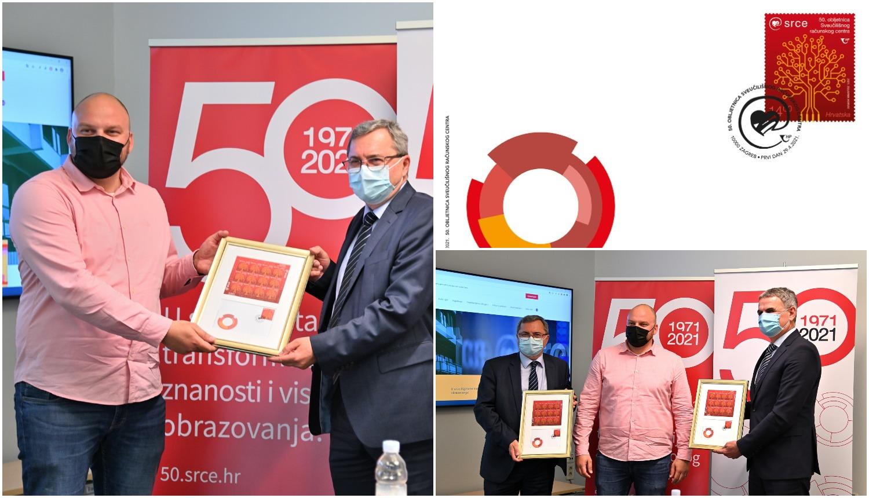 Srce proslavilo 50. rođendan: Predstavili su i prigodnu poštansku markicu